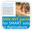 Publications SNV/KIT partnership